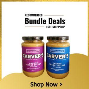 Carver's Peanut Butter